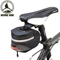 Wholesale Brand Outdoor MTB Bike Cycling Bicycle Saddle Bag Bike Back Seat Tail Pouch Package Bike Rear Seat Bags Pannier B097