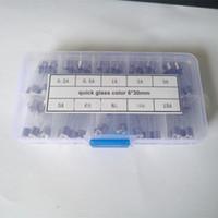 Wholesale Quick Glass Tube Fuse Assortment Kit x30MM A A A A A A A A A A V