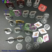 Wholesale NEW set High quality transparent plastic stand for mm paper card board game components