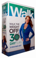 Wholesale Jessica Smith Walk On Walk the Weight Off Day Plan Disc DHL