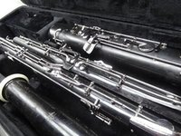bassoon case - Fox Model Bassoon Recent Production Great condition New Protec Case