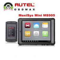automotive display - Autel MaxiSys Mini MS905 Automotive Diagnostic Analysis System with quot LED Touch Display DHL Free