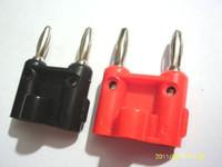 banana plug types - 50 Dual mm Banana Plug Speaker Connectors Screw Type