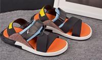 animal tie backs - 2016 new style mnd men sandal fashion summer yao three men sandal size no box
