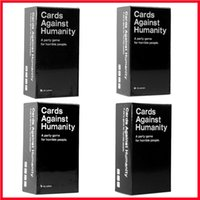 Wholesale Game Against Humanity US Against Humanity Cards CA AU UK US Basic Version Cards Against Humanities AU Cards Against Christmas Toys