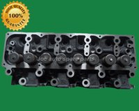 Wholesale TD27 TD27T TD27 T complete Cylinder head assembly ASSY for Nissan Pathfinder Mistral Terrano injector hole MM