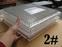 Wholesale Size Holes Manual Capsule Filler Plexiglass Capsule Filling Machine Encapsulating Machine with tamping tool