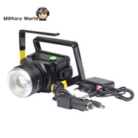 Wholesale Caming Diving Headlight Lumens XM L2 T6 modes Hunting Head Light Outdoor Hiking Fishing Headlamp Charger LED Flashlight