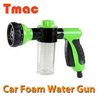 best water sprinklers - High Pressure Abs Household Garden Car Washing Water Gun Car Wash Device Portable Water Sprinkler Best Selling
