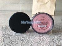 Wholesale Bare Makeup Minerals Blush Blusher vintage peach g