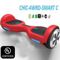 Wholesale USA Stock CHIC WRD Smart C Hoverboard UL Certification Hoverboard Smart inch Eelectric Board Samsung Battery Smart Hover Board