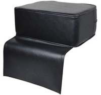 barbers chairs - Black Barber Beauty Salon Spa Equipment Styling Chair Child Booster Seat Cushion