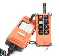 Wholesale 220V New Wireless Remote Control F21E1B Hoist Crane Transmitter and Receiver