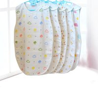 class a bags - Double gauze cotton sleeping bag printing anti Tipi combed Class A Baby Products