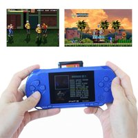 Wholesale PXP3 Slim Station Pocket Game Bit Video Games Player Handheld Game Console Free Game Card