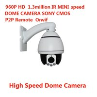 audio mobil - 4X Zoom audio P MP IR CUT HD Network IP CCTV PTZ Speed Dome Camera Support Onvif P2P Mobil Monitor