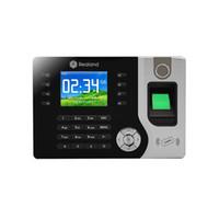 Wholesale Free Ship biometric fingerprint Realand quot Color TFT color Screen Fingerprint em card with TCP IP USB sn A C071