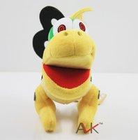 aquatic articles - Super Mario SuperMario Mario game series chain turtle plush dolls furnishing articles cm T5145
