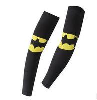 bat warmers - Arm Warmers Riding outdoor Bat sun protection Digital Printing Catchy Anti slip tape Seamless