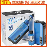 Cheap Innokin Coolfire IV TC 100W Kit with Cool Fire IV TC100 3300mah TC 100W Mod Battery Aethon Chipset 3ml iSub V Tank 100% Original vs Jomo BGO