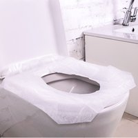 antibacterial toilet paper - 10 set NEW Disposable toilet mat travel cushion maternity waterproof antibacterial toilet set