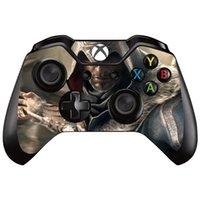 al por mayor xbox asesinos credo-Para Xbox One Controller Assassin's Creed Pegatina de piel de juego para Xbox One 1pcs controlador de vinilo Decal Sticker
