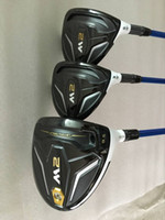 Wholesale Golf M2 driver M2 fairway woods Graphite shaft M2 Golf clubs Woods Free headcover