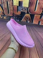 Wholesale 2016 new Fashion slippers Boost Black Breathable indoor outdoor casual shoes Kanye West Moonrock women men Casual Shoes