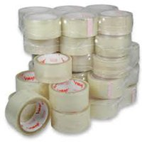 acrylic packing tape - Hottest salling Rolls Box Carton Sealing Packing Packaging Tape quot x110 Yards ft Clear