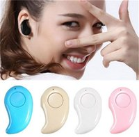 Wholesale Stealth Design Bluetooth Headset Mini Ultra Small S530 Bluetooth Stereo Headset Earphone Earbud Rechargeable For Most Bluetooth Devices