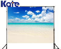 Wholesale 7 ft Photo Background Sunny Beach Photography Backgrounds Backdrop S