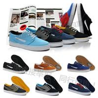 Wholesale SB ZOOM Dunk Stefan Janoski factory outlet MEN S Running Sport Shoes Size US7 US11