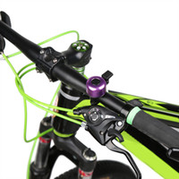 Wholesale Bicycle Bell g Aluminum Alloy Lightweight Handlebar Loud Sound Bike Ordinary Bell Mountain Road Bike Cycling Horn