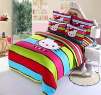 duvet cover - Home textile New style Bedding set bedding article bed sheet duvet cover pillowcase Queen size
