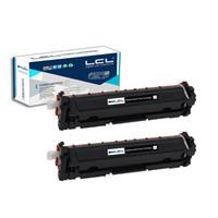 Wholesale LCL CF410X X CF410 CF X Pack Black Laser Toner Cartridges Compatible for HP Color LaserJet Pro M452dn M477fdw M477fnw