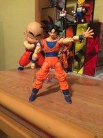 balls collection - 2016 cm SHF figuarts Dragon Ball Z Son Goku SHFiguarts Son Gokou PVC Action Figure Collection Toy Original Dragon Ball Role Son Goku
