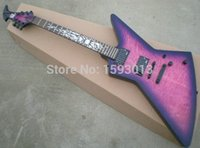 accord making - Alien product electric guitar package for postage Color can make according to the requirement Replace the accessories