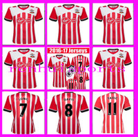 Wholesale AAA Southampton Jerseys Shirt DAVIS LONG Wholesalers Jersey Home rugby