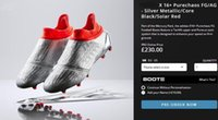 pvc boots - 2016 New X Purechaos FG AG soccer boots Pure Control Football Shoes Soccer Cleats Boots Cheap Original Quality EUR39