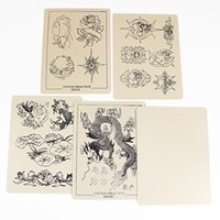 Wholesale Good Quality Best Price Assorted Tattoo Practice Skin for Needle Machine Supply Mix Sheets x6 quot USA