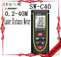 Wholesale SNDWAY High quality m laser distance meter laser rangefinder accuracy mm Maximum measuring distance m
