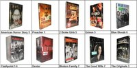 Wholesale US UK Version TV Series DVDs Latest Hot Selling DVD Workout DVDs Brand New in Stock DHL