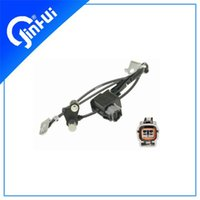 Wholesale 12 months quality guarantee ABS sensor for MAZDA M6 OE no GJ6A4370XB