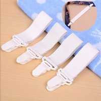 Wholesale x20cm Bed Sheet Mattress Cover Blankets Grippers Clip Holder Fasteners Elastic Set ping hot