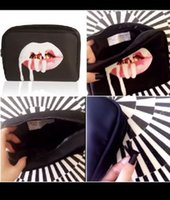 Wholesale 100pcs Kylie Jenner Make Up Bag Birthday Collection Makeup Bag Kylie Lip Kit Bag High Quality