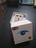 2016 Nouvelle arrivée adaptateur USB WIFI Socket Spy Camera Accueil CCTV caméra de sécurité Full HD 1080P Caméra Cachée DVR enregistreur vidéo Mini DV