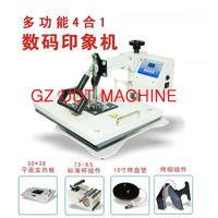 automatic pad printing press - Fashion Combo DIY Mouse Pad Image Transfer Tshirt Machine Key Press Machine USA Hot DIY Print Machine In Press