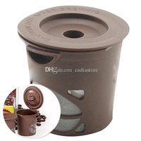 Wholesale New Pack Clever Coffee Capsule Cup Reusable Single Coffee Filter BPA Free E00330 FSH