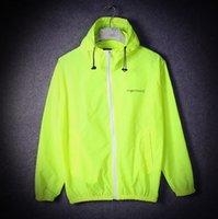 Wholesale HOT New Arrival Men s and women s Sportswear Hoodie Jackets Hot Sale comfortable Windbreaker Zipper jacket Coats