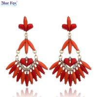big ethnic earrings - New Ethnic Handcrafted Vintage earring jewelry Woman earrings Big Drop Earrings for women Dangling gift EH1603